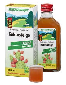 Био сок от Кактусов Плод