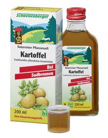 Био сок от Картофи